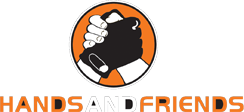 HANDS AND FRIENDS LOGO